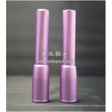 delineador de ojos botella aluminio cosméticos envases tubo
