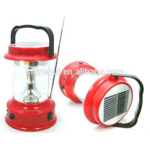 Linterna ligera llevada portable estupenda llevada portable estupenda de la luz de la pesca de la venta caliente con FM