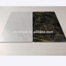 Marble finished Aluminum Composite Wall Panels