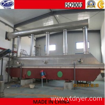 Aluminium Sulfate Vibrating Fluid Bed Dryer