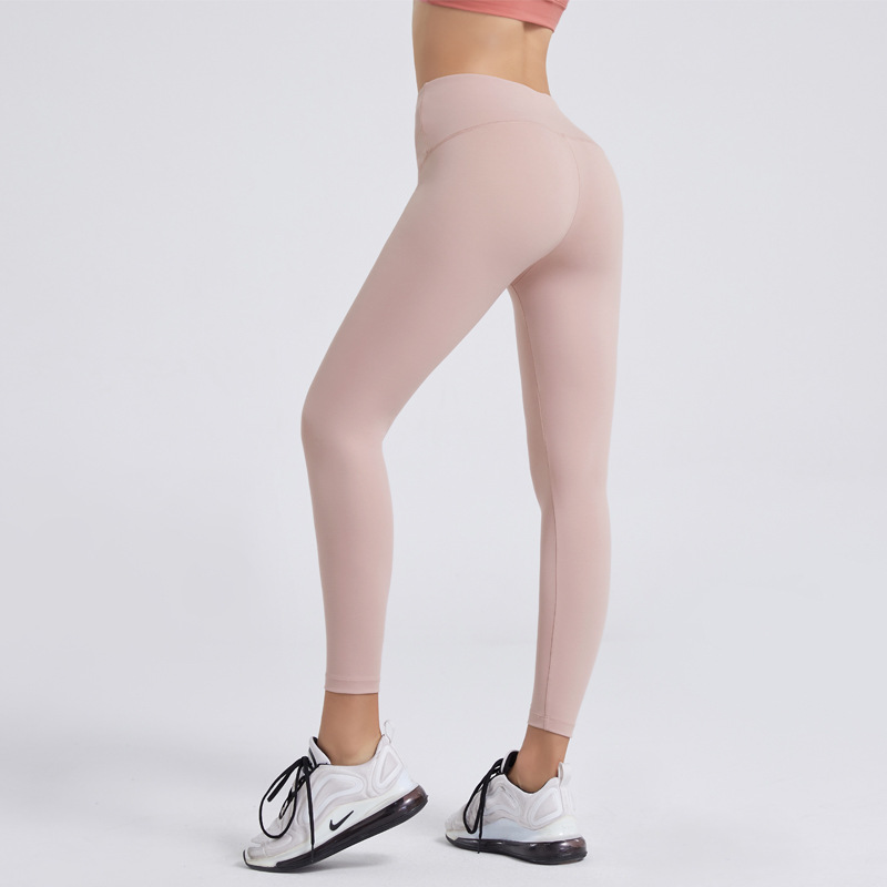 new design sport women's yoga pant (3)