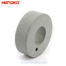 HENGKO custom 40-50 microns sintered stainless steel 316L hydrogen gas generator filter