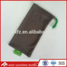 microfiber eyeglasses cleaning pouch,custom eyeglasses cleaning pouch,logo eyeglasses cleaning pouch