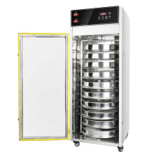 Dry fruit machine infrared rotating tea roaster Chinese medicine grain dryer extractor dehydrator