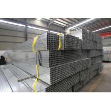 ERW Q235D Pre-Galvanized Square Steel Pipe