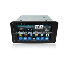 GPS, DVD, radio, bluetooth, 3g / 4g, wifi, SWC, OBD, IPOD, miroir-lien, TV pour mitsubishi outlander 2013