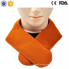 Patented quick dry ice neck cooler for all outdoor activities