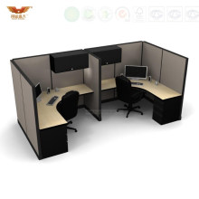 High Quality Office Furniture Modern Ao2 System Panel Private Office Cubicle Dividers (HY-284)