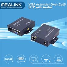 VGA-удлинитель над cat5e UTP кабель 100м с Обжатие