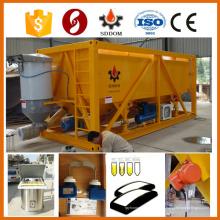 20GP container tipo horizontal cimento silo, container tipo cimento silo