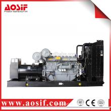 800kw big power generator factory cost diesel generator , by perkins engine