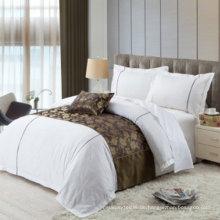 Großhandels100% Polyester-Bett-Läufer-Bett-Dekoration