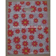Alta calidad personalizado impreso PE bolsas de plástico