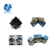 7cm Foldable Diamond Magic Cube Advertising Cube Kis Toys
