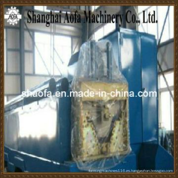 Máquina formadora de rollos tipo arco sin viga (AF-K600 / 305)