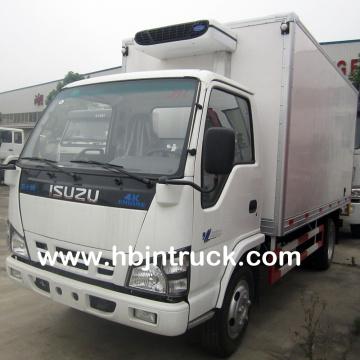 Isuzu Freezer Van Truck para la venta