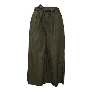Wide Leg Woman Pants