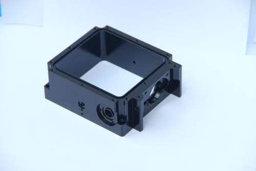 4 Axis Aluminum Processing Parts