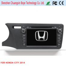 in Car DVD GPS Multimedia for Honda City 2014
