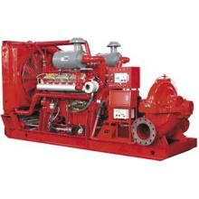 Centrifugal Water Pump, Double Volute Split Casing Pump, High Flow Centrifugal Pump