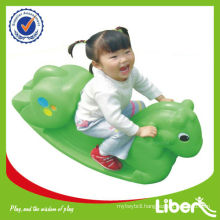 Baby plastic rocking horse LE-YM004