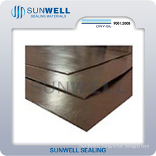 High Quality Graphite Sheet with Metal Mesh