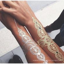Хна татуировки наклейки тело татуировки