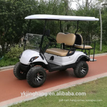 popular selling electric 4x4 golf cart with 4 seats