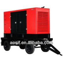 Generador portátil, generador silencioso, 400kw generadores diesel precios