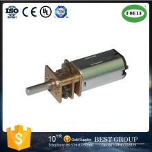 Caja de engranajes de reducción de precisión de CC Gear Motor, un motor de corriente continua sin escobillas, motor eléctrico de CC pequeña, motor de engranaje mini, motor de cepillo de CC