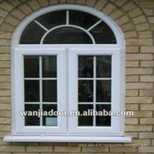 Pvc Good Quality décoration de fenêtre extérieure