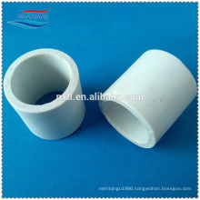 White Ceramic Raschig Ring with compactness and smoothness