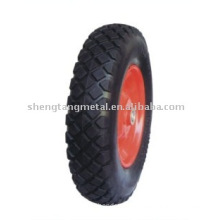 PU rubber wheel PR1601