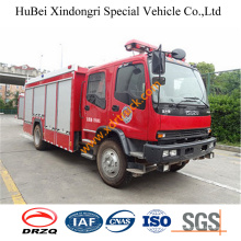 6ton Tamaño del camión de bomberos Dongfeng Euro4