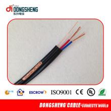 Cable coaxial Rg59 con cable de alimentación Rg59 + 2c