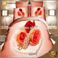 UAE market high quality soft print 3D bedding sets,polyester bedding set