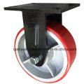 Iron Core PU 1.4ton Capacité de charge Roulettes Industrielles Super Heavy Duty