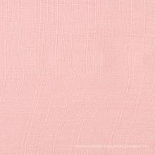 Cotton Nylon Shining Bamboo Joint Linen Like Fabric