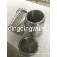 Crisol de molibdeno puro para horno de vacío