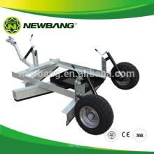ATV floor Scraper trailer