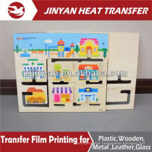 design free heat transfer film for wood printing
