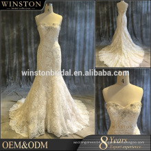 Best Selling wedding dress romantic angel