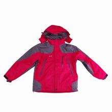 Outdoor manteau imperméable à capuche
