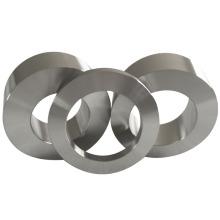 Titanium alloy forged ring