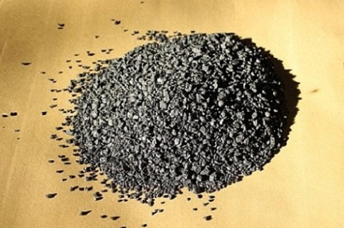 Super fine graphite powder
