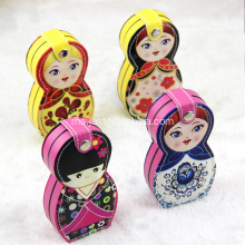 Set Makeup Manicure Doll Rusia Custom