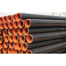 ASTM API 5CT Gr. B Carbon Seamless Black Steel Pipes