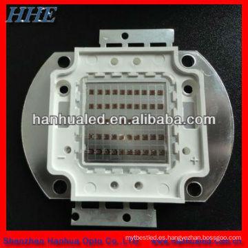 Fuente de luz llevada de alta potencia de 50w IR 850nm para el semáforo
