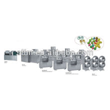 Special shape cream candy and bubble gum production line