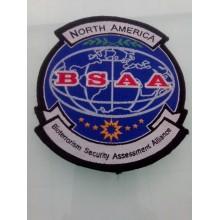 Emblemas do bordado de America do Norte Remendo feito sob encomenda do exército (GZHY-PATCH-002)